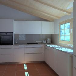 Umbauprojekt Dachwohnung